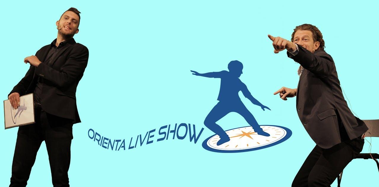 Orienta Live Show: spettacoli per 2.800 studenti in tutta la provincia per fare orientamento