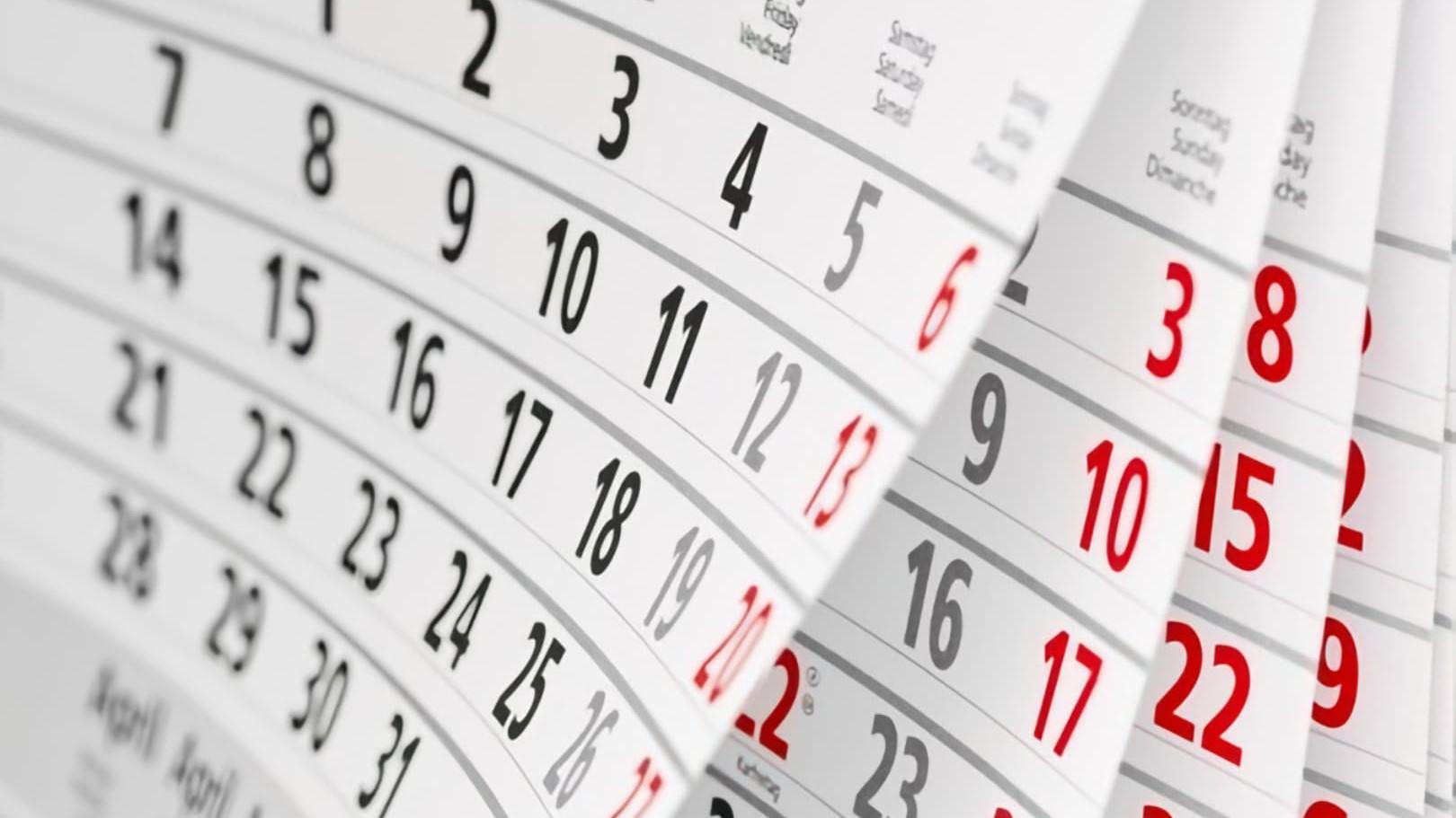 Imposte varie – Scadenzario del mese di ottobre 2021
