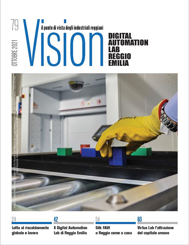Vision 79 - Digital Automation Lab Reggio Emilia