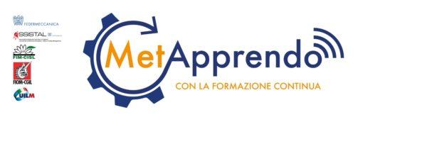 MetApprendo: la piattaforma a supporto della formazione nelle imprese metalmeccaniche