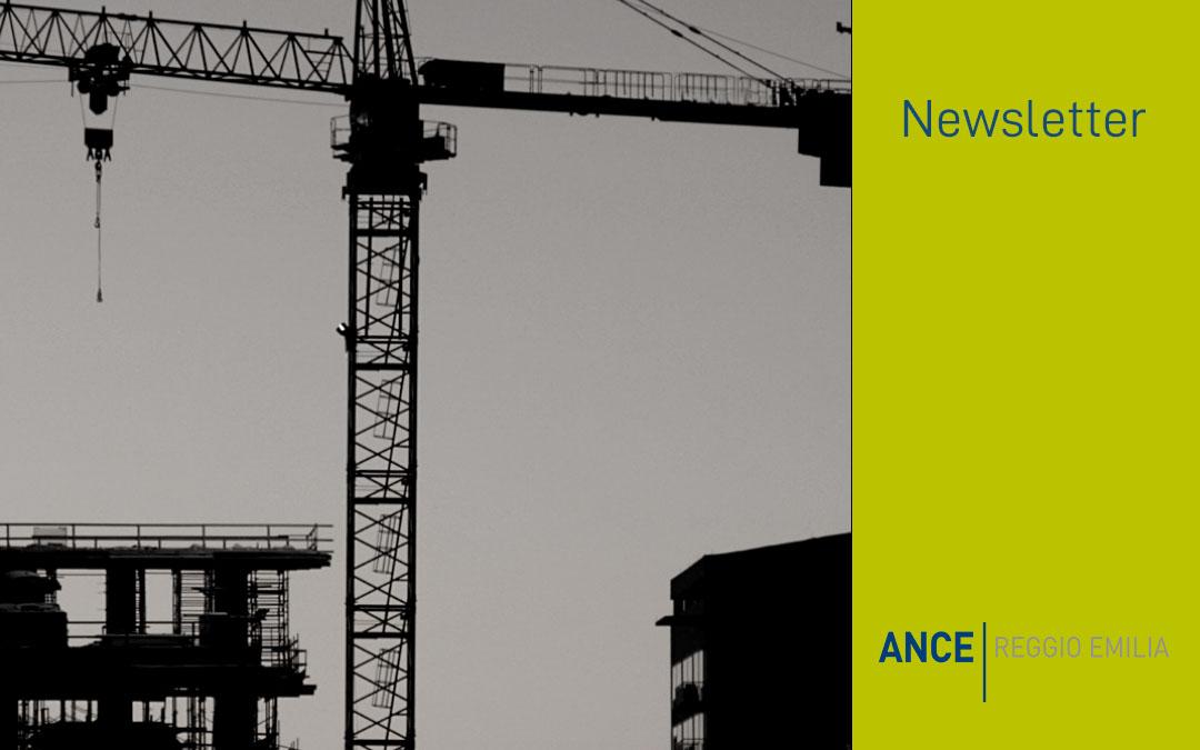 Notizie dall'ANCE - n.37 del 1 ottobre 2021