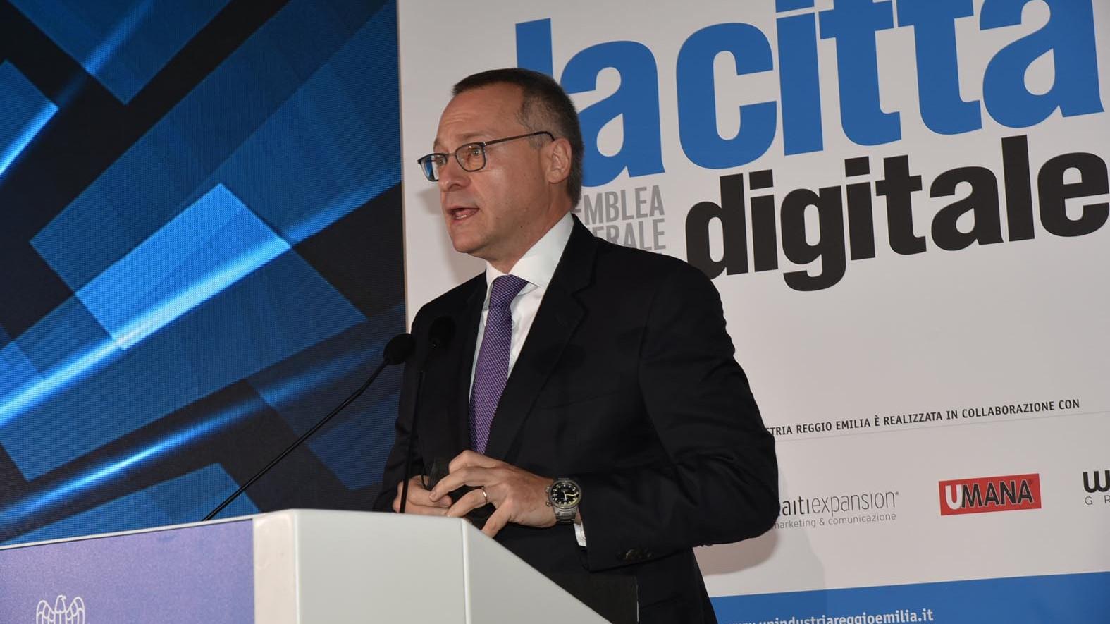 Assemblea generale 2021 - La città digitale: inaugurato il Digital Automation Lab