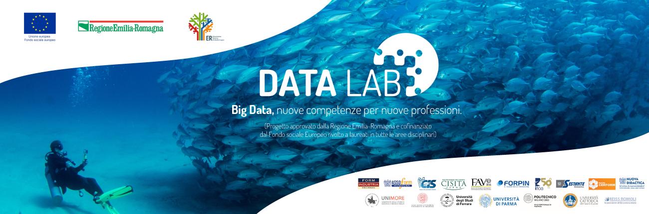 DATA LAB: formazione sui Big Data per i neolaureati dell'Emilia-Romagna